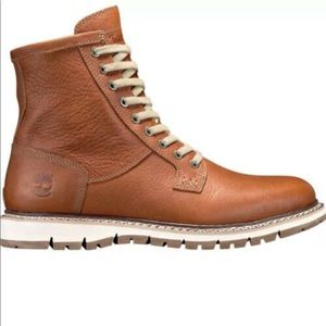 Men's Timberland Britton Hill Plain-toe WTP Boots